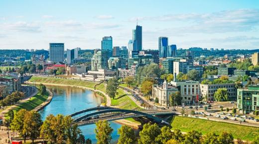 ما هي عاصمة ليتوانيا ؟