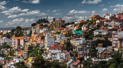 ما هي عاصمة مدغشقر ؟