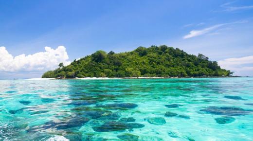 عدد الجزر في العالم