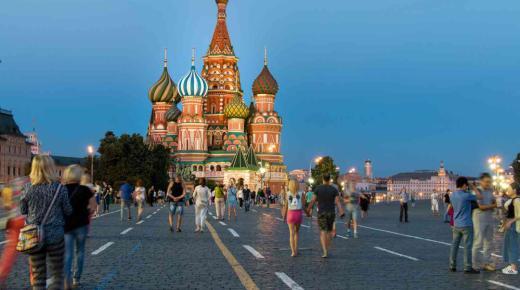 عدد سكان روسيا لعام 2020 | ترتيب روسيا عالمياً من حيث تعداد السكان