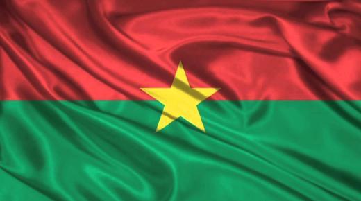 ما معنى ألوان علم بوركينا فاسو؟