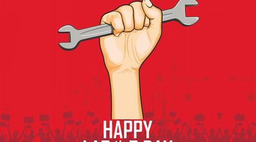 احتفال مصر والعالم بمناسبة عيد العمال