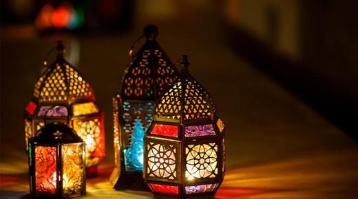 تاريخ فانوس رمضان