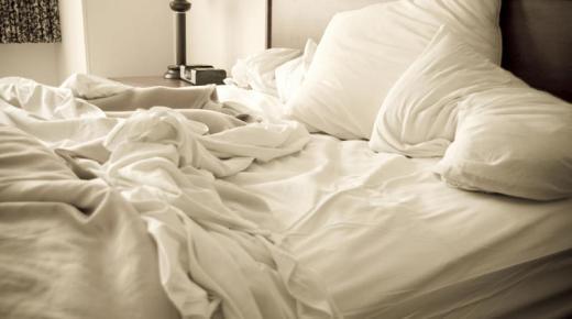 تفسير حلم رؤية فراش النوم في المنام