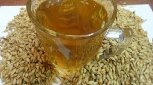 فوائد شراب الشعير للتنحيف وتخسيس الجسم