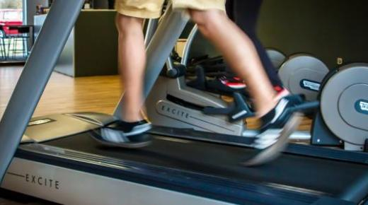فوائد جهاز السير الرياضي