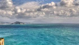فوائد ماء البحر العلاجية