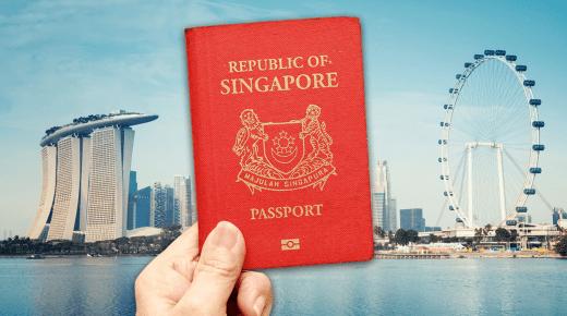 فيزا دولة سنغافورة للسعوديين