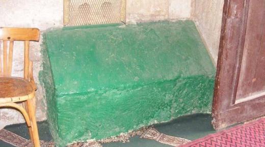 مكان قبر عمرو بن العاص في مصر