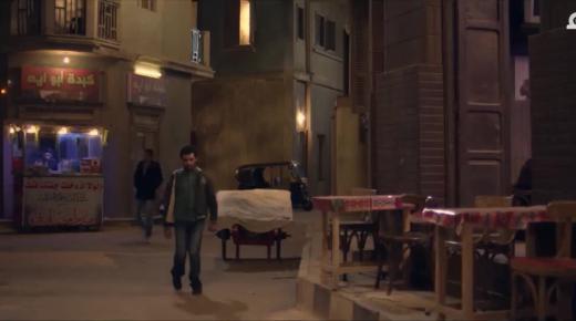 مسلسل قمر هادي الحلقة 15 الخامسة عشر