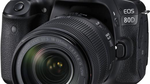 أنواع كاميرات كانون المختلفة