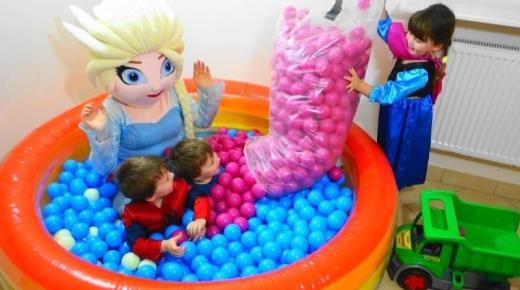 تفسير حلم رؤية لعب الأطفال في المنام