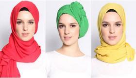 أحدث لفات حجاب بسيطة وجميلة 2019 بالصور
