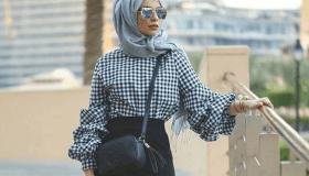 أحدث تصميمات لفات حجاب 2019 عصرية بالصور