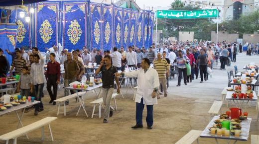 تاريخ مائدة الرحمن في مصر