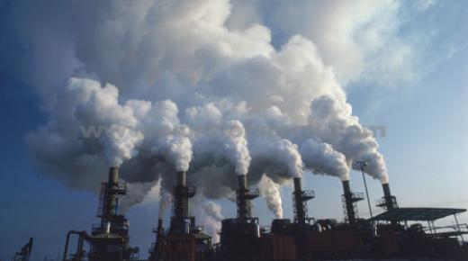 ماذا يسبب دخان المصانع؟