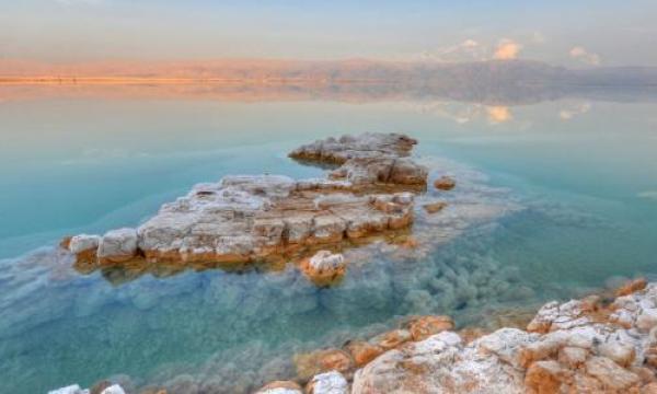 فوائد طين البحر الميت