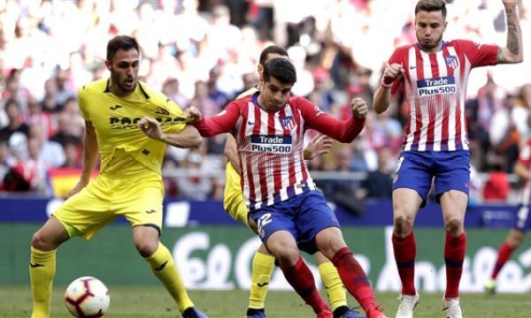 موعد مباراة أتلتيكو مدريد وفياريال الجمعة 6-12-2019 والقنوات الناقلة | الدوري الإسباني