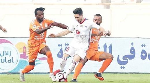 موعد مباراة الشارقة وعجمان الخميس 19-12-2019 والقنوات الناقلة | الدوري الإماراتي