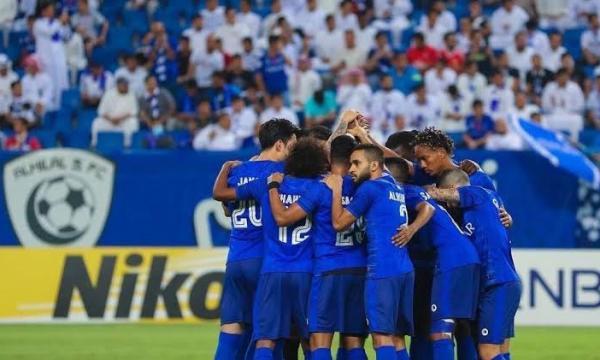 موعد مباراة الهلال والترجي التونسي