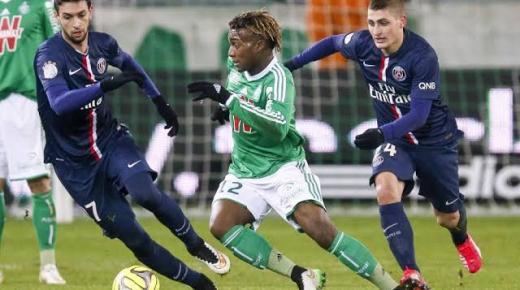 موعد مباراة باريس سان جيرمان وسانت إيتيان الأحد 15-12-2019 والقنوات الناقلة | الدوري الفرنسي