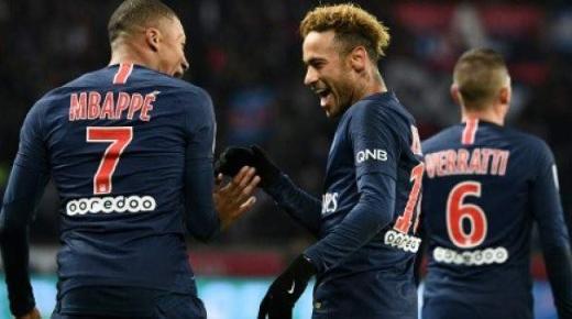موعد مباراة باريس سان جيرمان وليل الجمعة 22-11-2019 | الدوري الفرنسي