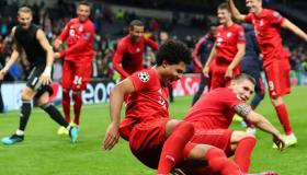 موعد مباراة بايرن ميونخ وتوتنهام الأربعاء 11-12-2019 والقنوات الناقلة | دوري أبطال أوروبا