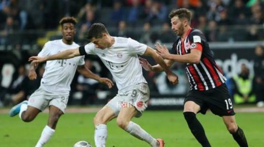 موعد مباراة بايرن ميونخ وفورتونا السبت 23-11-2019 | الدوري الألماني