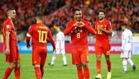 ملخص مباراة بلجيكا وروسيا اليوم السبت في تصفيات يورو 2020