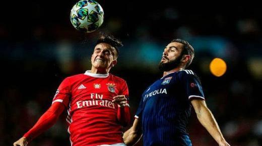 موعد مباراة بنفيكا وزينيت الثلاثاء 10-12-2019 والقنوات الناقلة | دوري أبطال أوروبا
