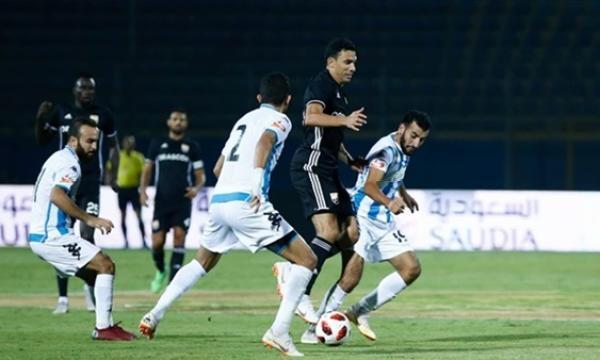 موعد مباراة بيراميدز والجونة الثلاثاء 16-12-2019 والقنوات الناقلة | الدوري المصري