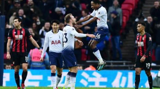 موعد مباراة توتنهام وأولمبياكوس الثلاثاء 26-11-2019 | دوري أبطال أوروبا