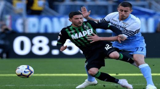 موعد مباراة لاتسيو وساسولو الأحد 24-11-2019 والقنوات الناقلة | الدوري الإيطالي