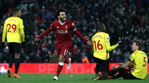 موعد مباراة ليفربول وواتفورد السبت 14-12-2019 والقنوات الناقلة | الدوري الإنجليزي