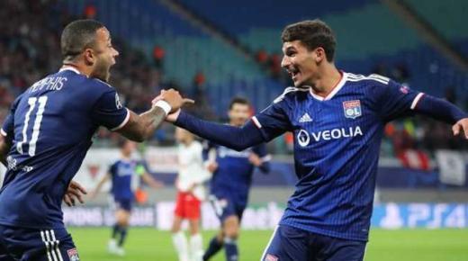 موعد مباراة ليون ولايبزيج الثلاثاء 10-12-2019 والقنوات الناقلة | دوري أبطال أوروبا