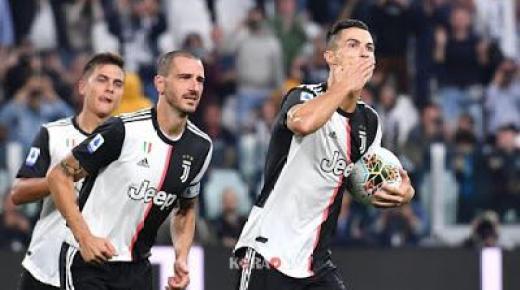 موعد مباراة يوفنتوس وباير ليفركوزن الأربعاء 11-12-2019 والقنوات الناقلة | دوري أبطال أوروبا