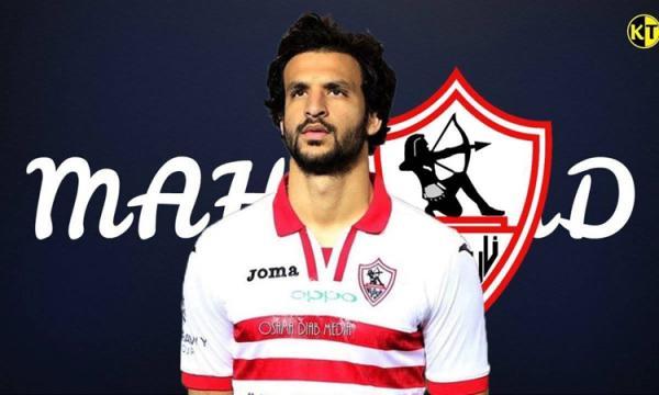من هو محمود علاء لاعب نادي الزمالك المصري؟