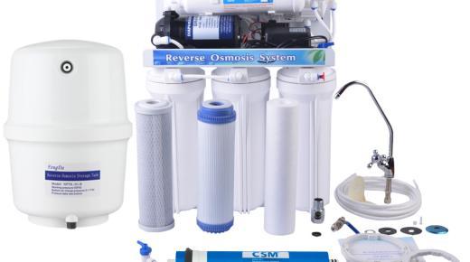 مراحل تصفية المياه