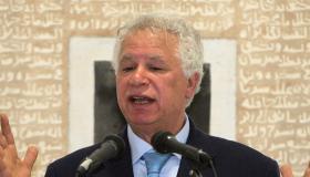 الشاعر والأديب الفلسطيني مريد البرغوثي