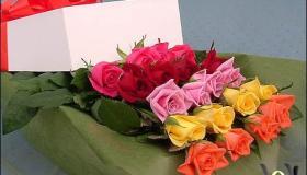 مشروع صناعة الورد من الحرير الطبيعي