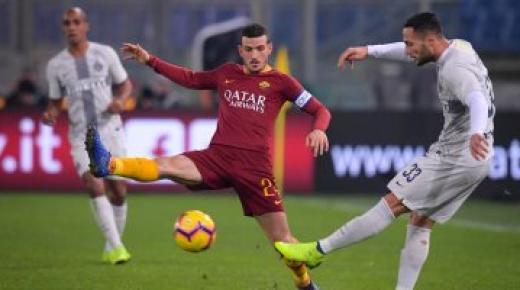 ملخص مباراة إنتر ميلان وروما اليوم الجمعة 6-12-2019 | الدوري الإيطالي