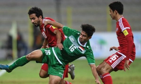 أهداف و ملخص مباراة الإمارات والعراق اليوم الجمعة 29-11-2019   كأس الخليج العربي 24