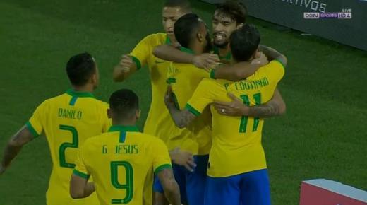 ملخص مباراة البرازيل وكوريا الجنوبية اليوم الثلاثاء 19-11-2019 | مباراة ودية