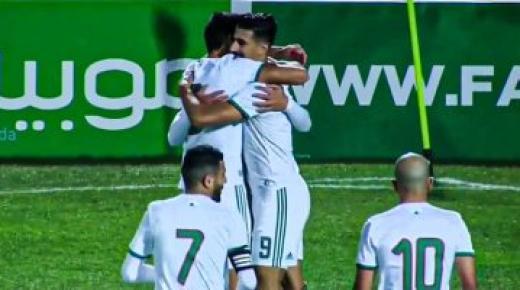 ملخص مباراة الجزائر وبتسوانا اليوم الاثنين 18-11-2019 | تصفيات أمم أفريقيا 2021