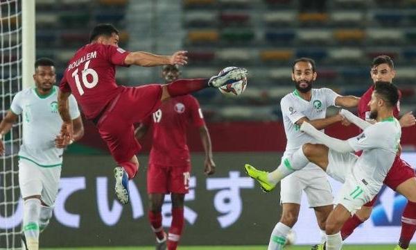 أهداف و ملخص مباراة السعودية وقطر اليوم الخميس 5-12-2019 | كأس الخليج العربي 24