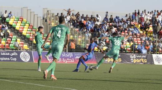 أهداف و ملخص مباراة الشرطة ونواذيبو اليوم الاثنين 25-11-2019 | البطولة العربية للأندية