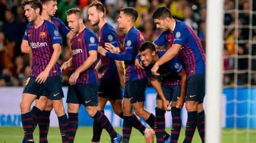 أهداف و ملخص مباراة برشلونة وإنتر ميلان اليوم الثلاثاء 10-12-2019 | دوري أبطال أوروبا