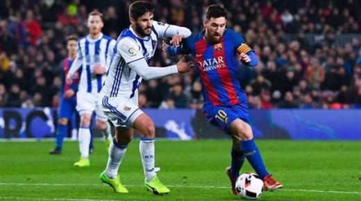 أهداف و ملخص مباراة برشلونة وريال سوسيداد اليوم السبت 14-12-2019 | الدوري الإسباني