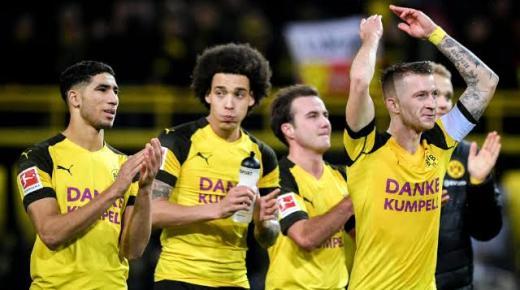 أهداف و ملخص مباراة بوروسيا دورتموند ولايبزيج اليوم الثلاثاء 17-12-2019 | الدوري الألماني