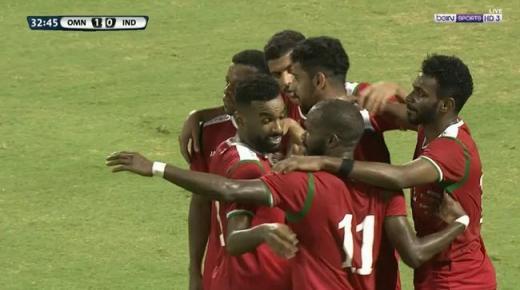 ملخص مباراة عمان والهند اليوم الثلاثاء 19-11-2019 | تصفيات آسيا المؤهلة إلى كأس العالم 2022